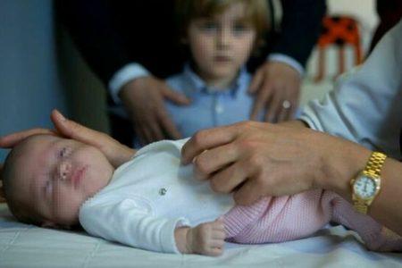 El milagro español de María, la paciente más pequeña del mundo en ser operada del corazón