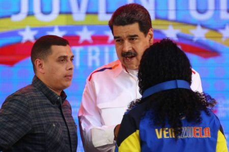 """Estados Unidos sanciona a funcionarios de la cúpula de Maduro por actos de """"represión y corrupción"""""""