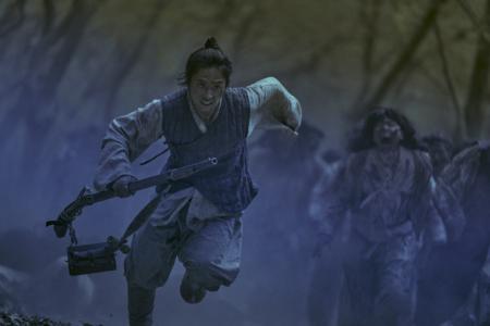 'Kingdom', muertos vivientes a la coreana
