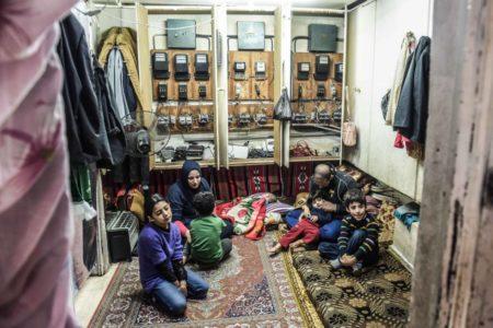 La nueva ruta desesperada: de Líbano a Chipre en barca