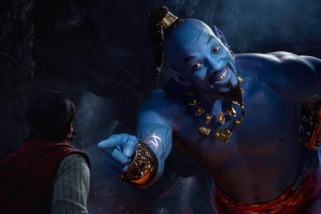 Will Smith aparece como el Genio en el nuevo tráiler de 'Aladdin'