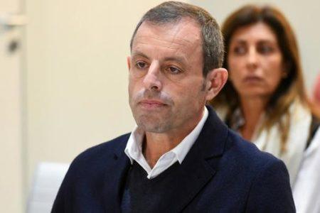 Rosell denuncia que le han vulnerado sus derechos