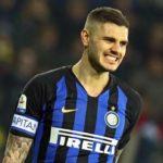 El Inter quita el brazalete de capitán a Icardi