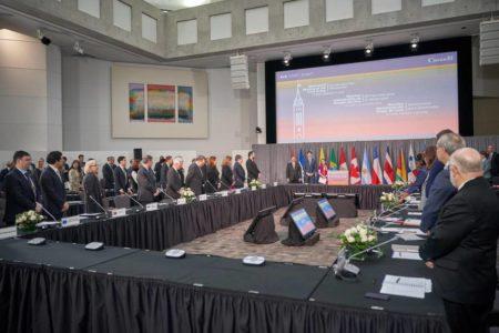La Unión Europea, México y Uruguay buscan salidas al laberinto venezolano