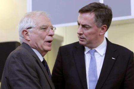 """Borrell: """"España no está haciendo seguidismo de Estados Unidos"""""""