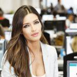 Sara Carbonero regresa a la televisión en 'Deportes Cuatro'