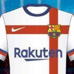 El Barça veta una camiseta blanca para su segunda equipación