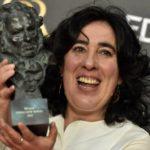 Los Goya, filmados por la mejor directora novel