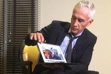 Venezuela retiene en Miraflores al periodista Jorge Ramos y le requisa su entrevista a Maduro