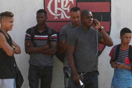 Diez muertos en un incendio en la escuela de futbolistas del Flamengo en Río