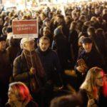 Francia se moviliza contra el ascenso del antisemitismo
