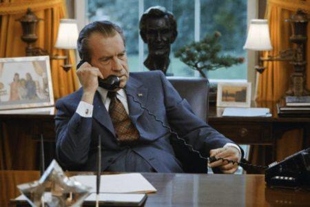 Cuando el eco de Nixon resuena en Trump
