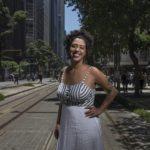 Talíria Petrone, abanderada de los ausentes en el Congreso de Brasil