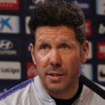 Las razones de Simeone para renovar con el Atlético