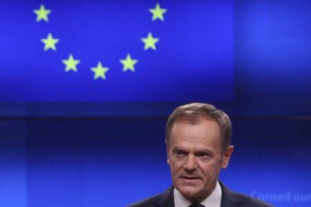 """Tusk: """"Me pregunto en qué lugar especial del infierno acabarán los impulsores del Brexit"""""""