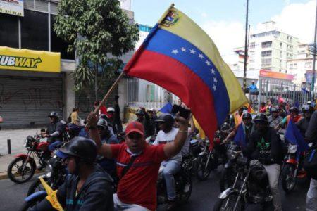 Las fuerzas de choque que arropan a Maduro