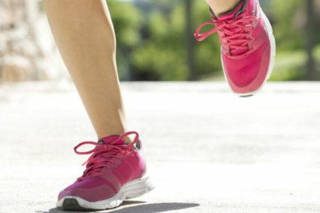 Así son los nuevos zapatos de Google que te avisarán si engordas demasiado
