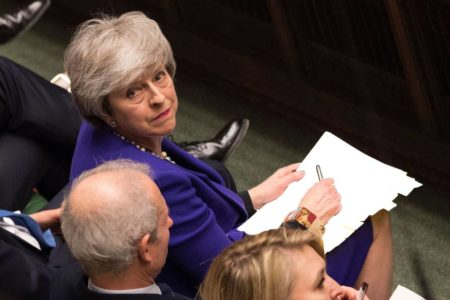 "May: ""Voy a volver a Bruselas a seguir luchando por Reino Unido"""
