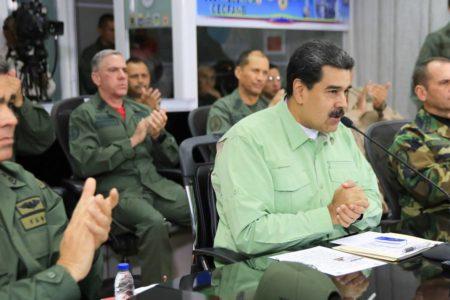Maduro acepta ayuda humanitaria de la Unión Europea y anuncia un lote de medicinas de Rusia