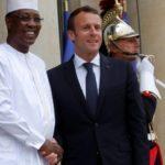 Una ofensiva aérea de Francia frena el avance de rebeldes en Chad