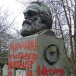 La tumba de Marx, atacada por segunda vez en menos de dos semanas