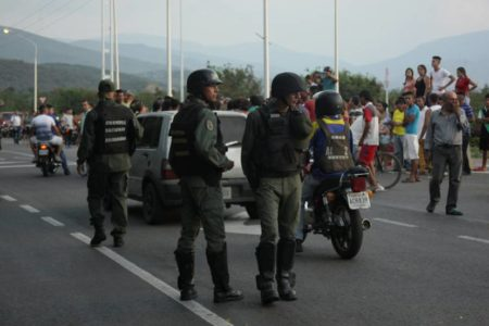 La amenaza de una frontera militarizada
