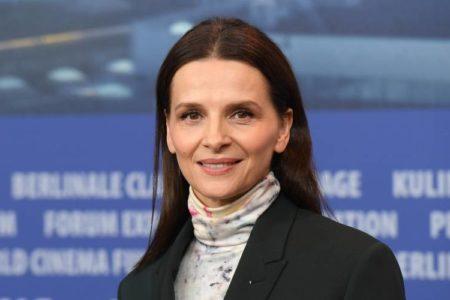La presidenta del jurado de la Berlinale, Juliette Binoche, media en favor de Weinstein