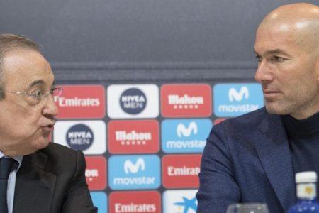 Zidane puede frustrar el fichaje de Hazard por el Real Madrid