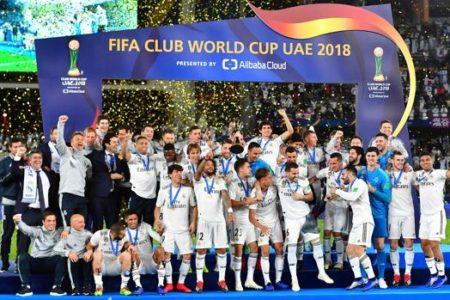 El mejor club de la historia es el Real Madrid