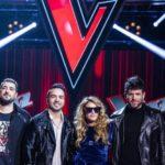 'La voz': un circo de tres excelentes pistas