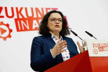 La socialdemocracia alemana busca un nuevo impulso en la izquierda para frenar su caída