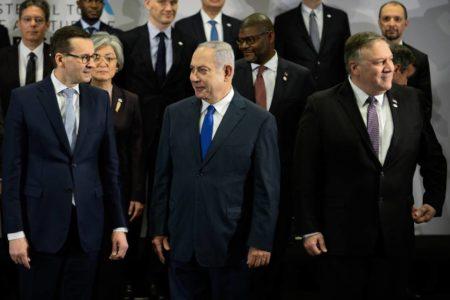 Tensiones entre Israel y Polonia por el Holocausto