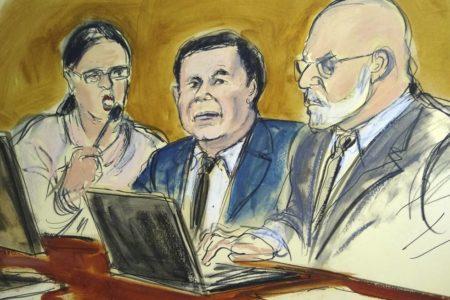 El Chapo, visto para sentencia