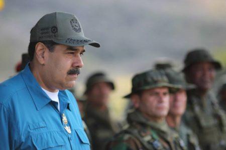 La llegada de ayuda humanitaria a Colombia mide la fidelidad de los militares a Maduro