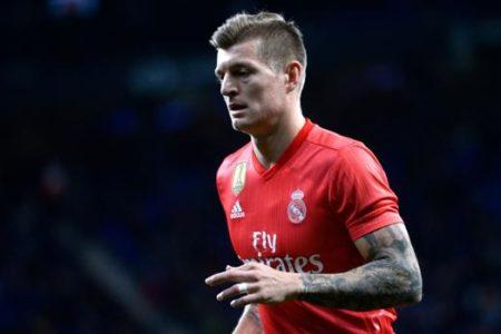 Kroos, descanso pensando en el Barça-Madrid