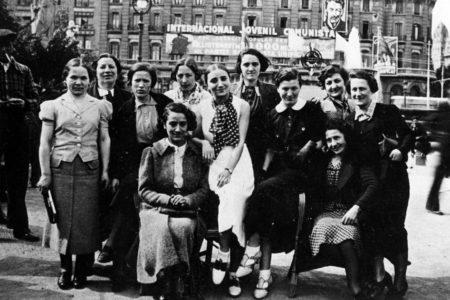 Las brigadistas judías en la Guerra Civil: de España, rumbo a la tragedia europea