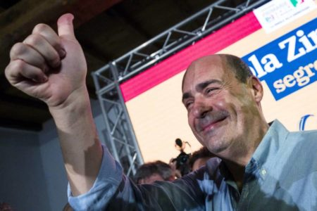La izquierda italiana se encomienda al hermano de Montalbano