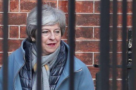 Bruselas duda de que May pueda superar el segundo voto sobre el acuerdo del Brexit