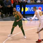 La maravillosa asistencia de Ricky Rubio que aplaude la NBA