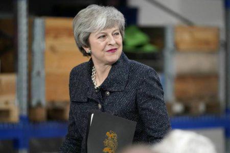 May intenta trasladar a la UE la responsabilidad de un fracaso en el acuerdo del Brexit