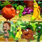'Los Fruittis' regresan 30 años después en versión 3D