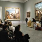 Rocío Márquez se encara con Rubens en una noche de magia en el Prado