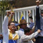 La policía venezolana detiene de madrugada al jefe de Gabinete de Guaidó