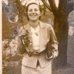 Un jardín para recordar a 'Miss Congress', Encarnación Cabré