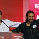 Tsipras, Iglesias, Mélenchon: la izquierda dura pierde fuelle en Europa
