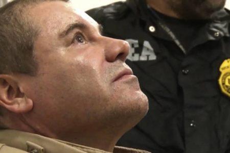 """El Chapo tiene un mes para demostrar la """"mala conducta"""" del jurado que le declaró culpable"""