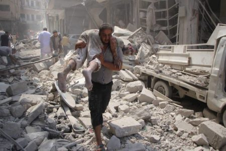 Siria, la primera guerra mundial del siglo XXI