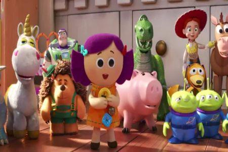 'Toy Story 4' muestra su primer tráiler