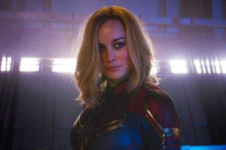 'Capitana Marvel' logra el mejor estreno del año con 404 millones de euros
