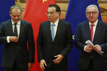 El nuevo miedo de Europa se llama China